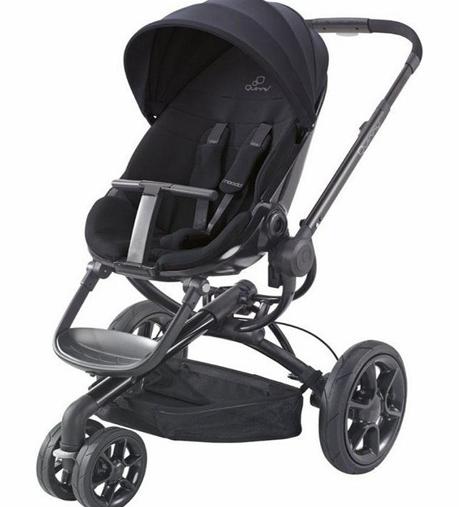 Quinny Buzz Xtra Pushchair In Purple Pace With Maxi Cosi: Maxi Cosi Car Seats