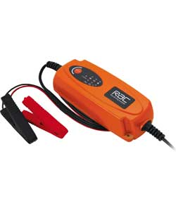 Batteries Prices on Products Rac Smart Car Battery Charger Rac    39 99