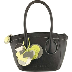 Oolong mini grab handbag