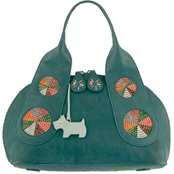 Yoban small grab bowling handbag