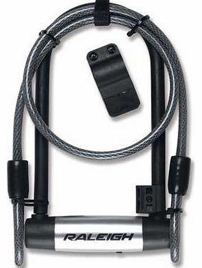 Protector 300 Shackle Bike Lock and Cable