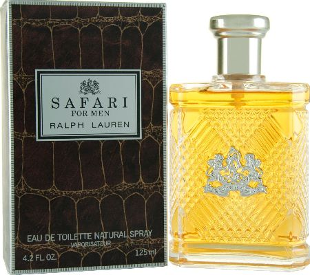 Ralph Lauren, 2102[^]0052983 Safari Men Eau De Toilette Spray