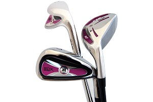 SDX Combo Irons Ladies 4-SW