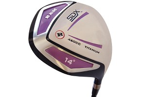 SDX TI Ladies Driver