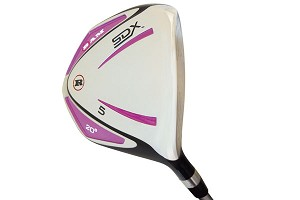 SDX TI Ladies Fairway Wood