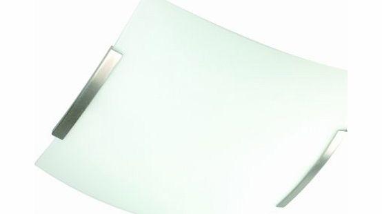 Modern Chrome Ice Cube 3 Way Ip44 Bathroom Ceiling Light: Samos Ceiling Lights