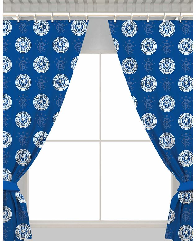 Rangers curtains and blinds for Crest home designs curtains