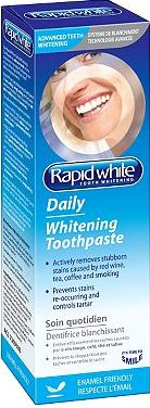 Rapid White, 2041[^]10044371 Daily Whitening Toothpaste 100ml