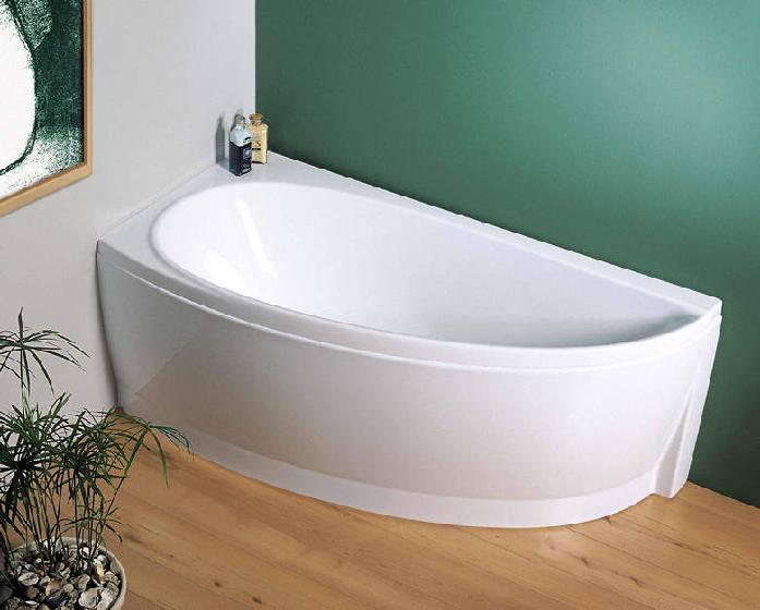 Ravak Avocado Corner Bath 160x75cm Left Review Compare Prices Buy Online