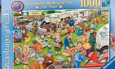 Ravensburg Jigsaws And Puzzles