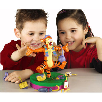 Ravensburger Bounce Bounce Tigger Game product image