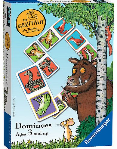 Gruffalo Dominoes