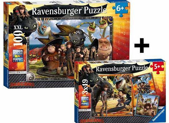 Ravensburger Jigsaws And Puzzles