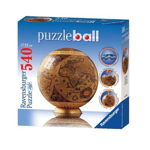 540 piece historic world puzzleball. Black Bedroom Furniture Sets. Home Design Ideas