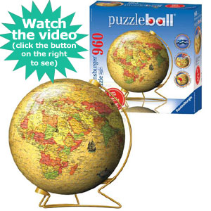 Cheap Puzzles on Puzzleball World Map 960 Piece Jigsaw Puzzle An Impressive 960 Piece