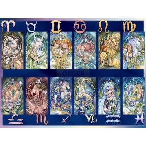 Ravensburger signs of the zodiac 5000 piece jigsaw puzzle for Custom 5000 piece puzzle