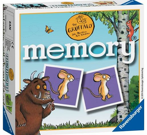 The Gruffalo Mini Memory