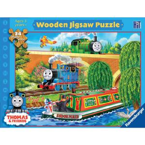 Jigsaws And Puzzles Thomas Puzzle In A Shaped