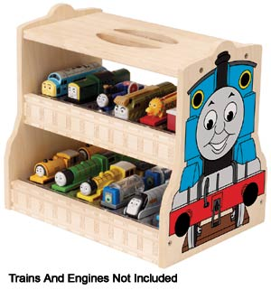 rc2 thomas wooden railway storage seat wooden toy train set review compare prices buy online. Black Bedroom Furniture Sets. Home Design Ideas
