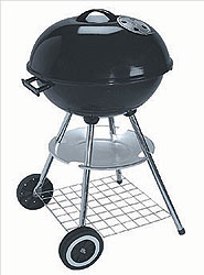 Fuel Kettle Barbeque Small