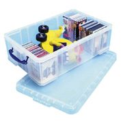 Really Useful 50 Litre Stacking Storage Box product image