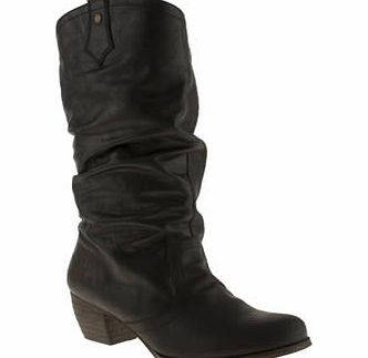 Red Or Dead Black Meadow Boots