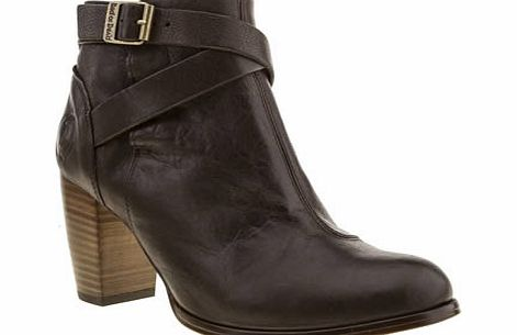 Red Or Dead Brown Kala Boots