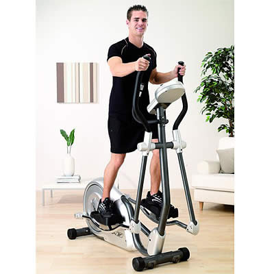 5 Series Elliptical Cross Trainer *Ex. Display* - CLICK FOR MORE INFORMATION
