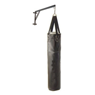 5ft PU Punch Bag (Strike Bag) + Wall Bracket