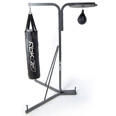 Amir Khan Stand and Speedball (REE1000-100) - CLICK FOR MORE INFORMATION