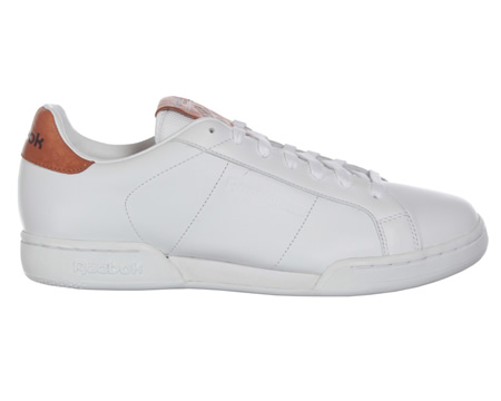 Classics NPC II R12 White/Brown Leather - CLICK FOR MORE INFORMATION