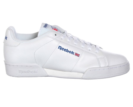 Classics NPC II White Leather Trainers - CLICK FOR MORE INFORMATION