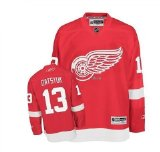 Detroit Redwings - # 13 Datsyuk Customised Jersey - CLICK FOR MORE INFORMATION