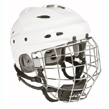 Reebok Rbk 5k Ice Hockey Helmet and Cage Combo product image