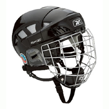 Reebok Rbk 6k Ice Hockey Helmet and Cage Combo product image