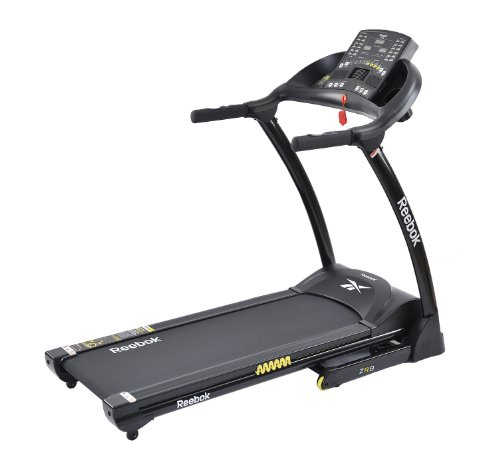 ZR8 Treadmill - Black - CLICK FOR MORE INFORMATION