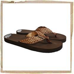 Reef Contour Smoothy Sandal Comfortable Woven Strap Uber-comfortable Contoured Triple Density EVA Footbed Anatomically Correct Arch Support Really Grippy High Density EVA Outsole Reef Tabs Reef Code: 0307 - CLICK FOR MORE INFORMATION