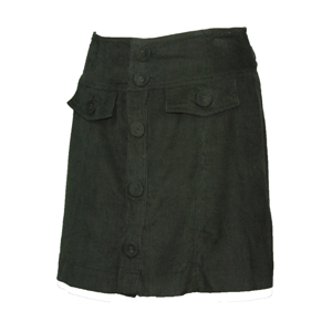 Reef Ladies Ladies Reef Milo Skirt. Dark Iron product image