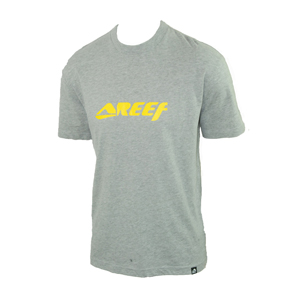 Reef Mens Mens Reef Speed Adventure T-Shirt. Heather Grey product image