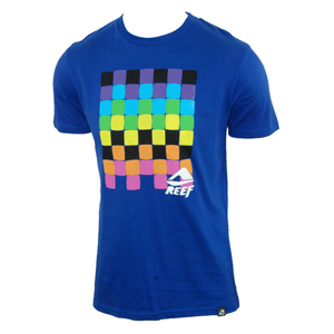 Reef Mens Mens Reef Unbreakable T-Shirt. Royal product image