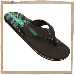 Reef Philthy Flip Flop  Water Friendly Synthetic Nubuck Upper with Emboss  - CLICK FOR MORE INFORMATION