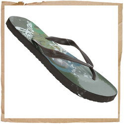 Reef Trinidad Flip Flop  Classic Water Friendly Upper with Integrated Reef Logos   Anchored Straps I - CLICK FOR MORE INFORMATION