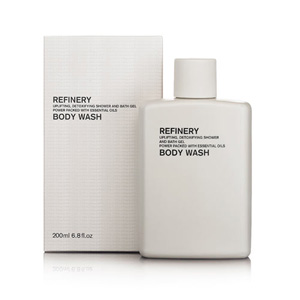 `Refinery Body Wash 200ml A refreshing, uplifting and skin-friendly body wash. Algae extracts are us - CLICK FOR MORE INFORMATION