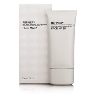 `Refinery Face Mask 75ml A deep cleansing and pore-cleaning mask. Aloe Vera cools, heals and moistur - CLICK FOR MORE INFORMATION