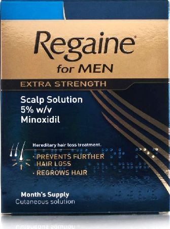 Regaine, 2102[^]0005442 Extra Strength - 12 Month Supply