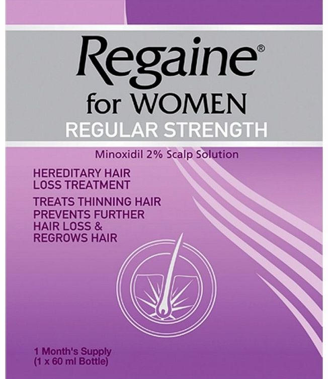 Regaine For Women 3 Months Supply For Women 1 Month Supply