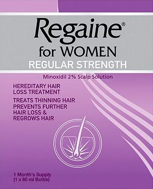 Regaine, 2041[^]10046453 For Women Regular Strength - 60ml 10046453