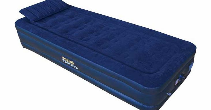 Regatta Deluxe Single Camping Air Bed review pare