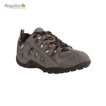 regatta sidetrack trail shoes  boys - shoes 4 boys
