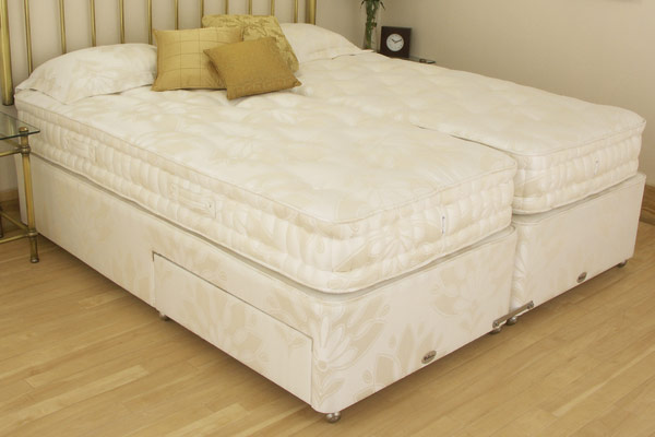 Chesterfield Divan Bed Single 90cm